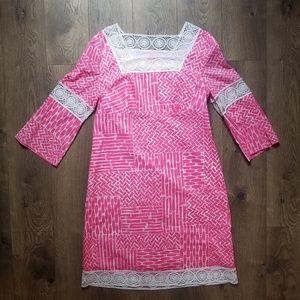 Lilly Pulitzer Tisket Tasket Chapman dress